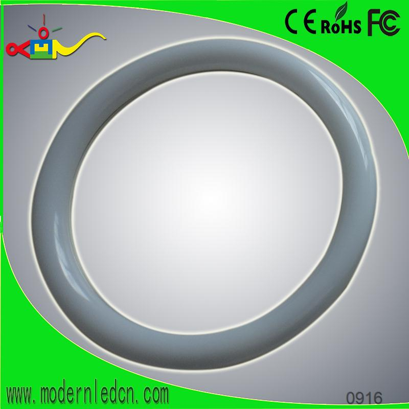 diameter 205MM.225MM,300MM 375mM round tube light t9 22w 6400k