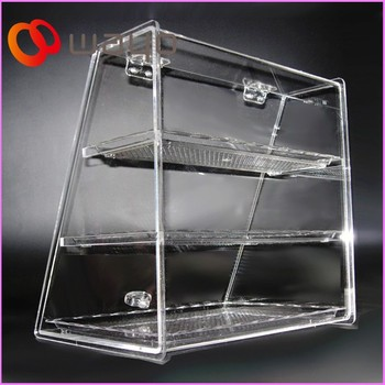 acrylic plate display stand/food display case & Acrylic Plate Display Stand/food Display Case - Buy Acrylic Plate ...
