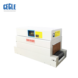 Shrink flower and egg foil wrapping machine for meat PVC POF
