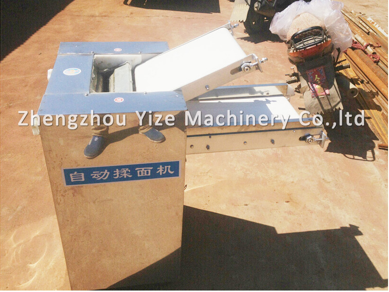 Industrial electric dough kneading machine   (5)