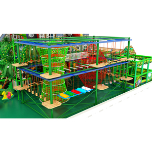Colorful indoor playsets playground toys for toddlers structures