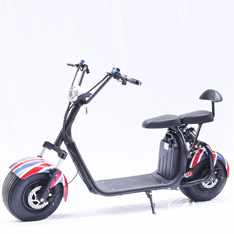 1000w electric battery powered motorcycle for hot sale