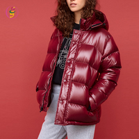 High Quality Padding Down Jacket Winter Super Cool Parka Jacket With Hood