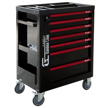 Professional 7 Drawers Metal Us General Tool Box
