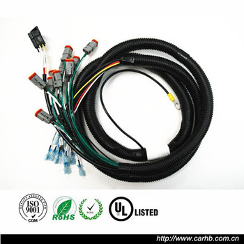 Factory Price Cable embly Europe Main Wiring Loom Harness For Yamaha on