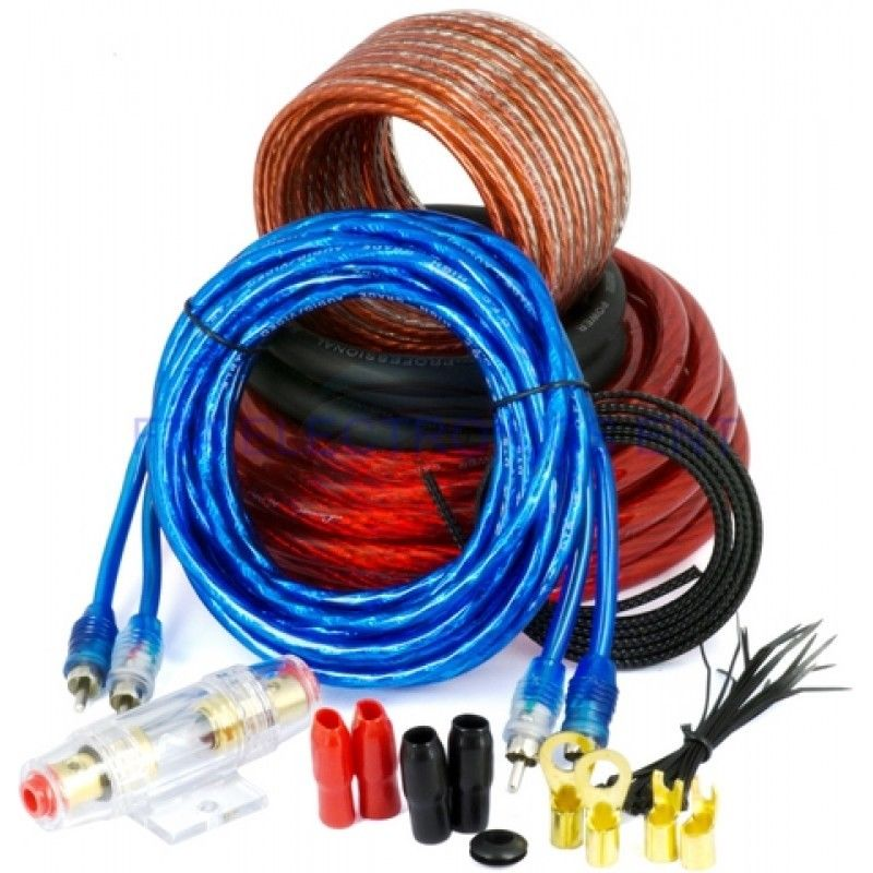 sound system kit. 4awg car audio amplifier subwoofer amp complete wiring io kit - buy electric wire cable,wires and cables,retractable cable product on sound system d