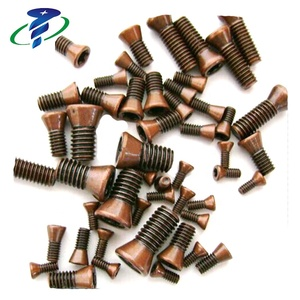 Flat Head Carbide Insert Tool Holder Screws