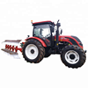 2018 All Four wheel drive 125HP farm tractor and Farm Implements Suitable for large scale farm tractors