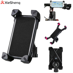 Bicycle Accessories Handlebar Clip Road Bike Smartphone Bracket Mount Mobile Phone Bike phone Holder