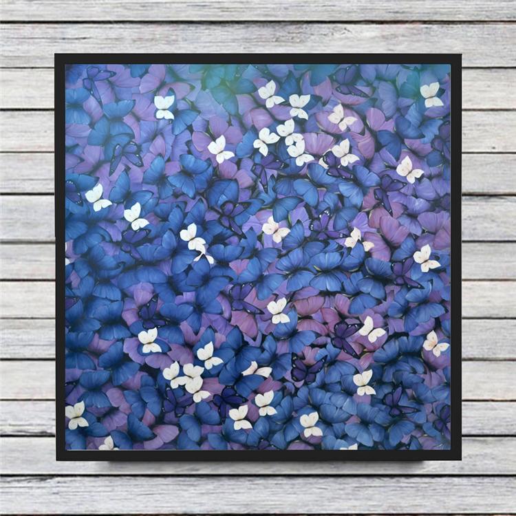 Butterflies Modern Oil Painting for home decoration