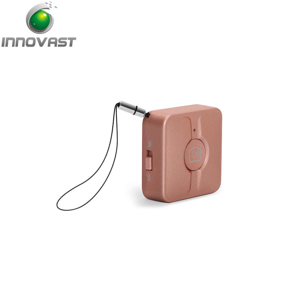 New Selfie Bluetooth Remote Shutter Wireless Shutter Remote Control for take photo