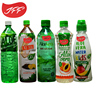 500ml FIRST FRUIT Delicious Pure fresh Aloe vera soft juice/drink from tropical original farms