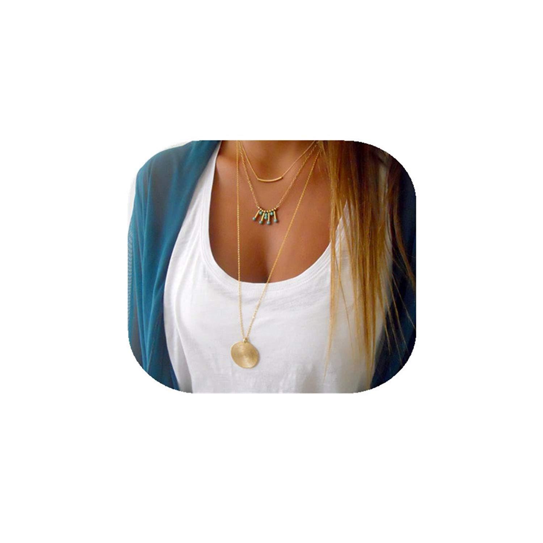 YAZILIND Butterfly Rhinestone Round Cubic Zirconia Pendant Necklace Women Mum Long Sweater Chain Female Jewelry Gift