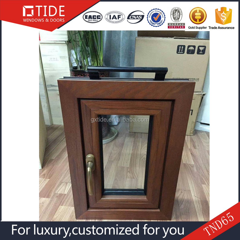 Luxury Home Products new innovation products of luxury home windows,aluminum wood