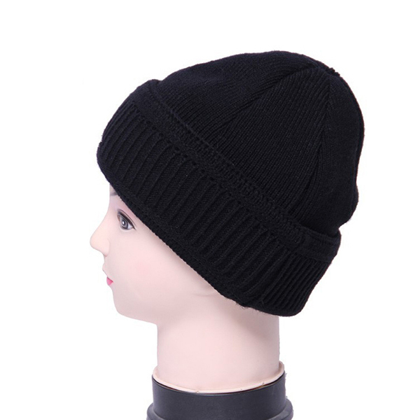 2391fbf7744 Get Quotations · Hot Selling New 2014 Knitted Wool Cap Male And Female  Stylish Winter Caps Beanies Hat Casual