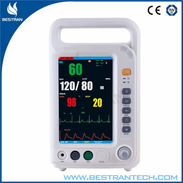 BT-PM8A multi-parameter transport patient monitor