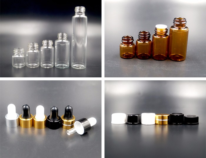wholesale 1ml 2ml 3ml 5ml 10ml amber tubular glass vial for steroids