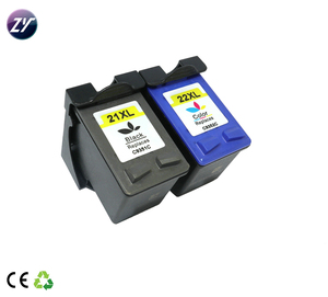 cheaper price ink cartridge replacement for 21xl 22xl 21/22