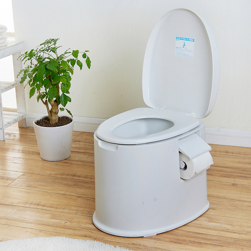 High Quality Plastic Non Slip Portable Mobile Toilet Potty