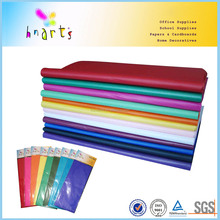 colored tissue paper sheets,17gsm tissue paper for wrapping
