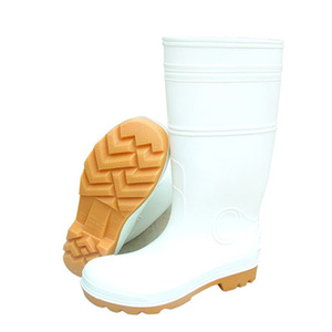 Hotsales sanitary boots Men food industry waterproof PVC Safety rain boots