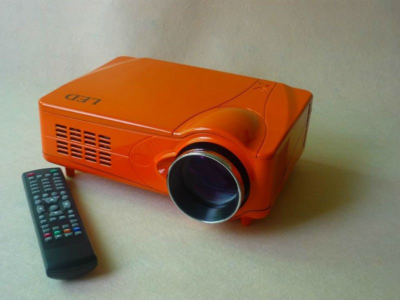 hd led projector support full hd 1080p