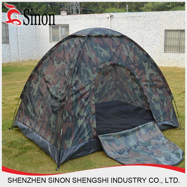 easy up military tent canvas fabric army camping cheap folding tent