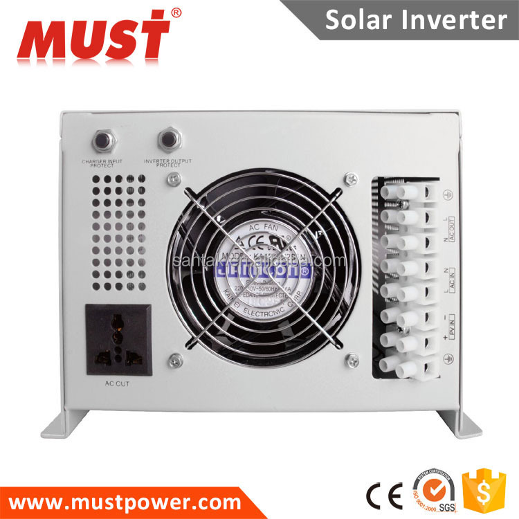 Single Output Type and 1-200KW Output Power hybrid Solar inverter 5KW