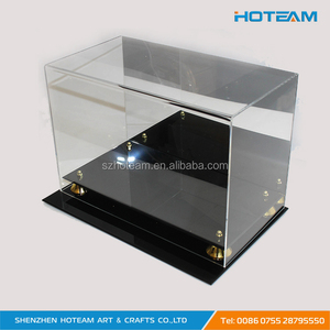 Clear Acrylic Baseball Hat Display Case