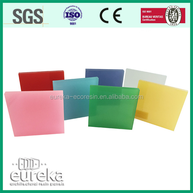 High Quality Architectural Divider Acrylic Light Weight Sliding Door Panel