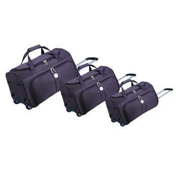 Durable Lightweight Trolley Travel Bag