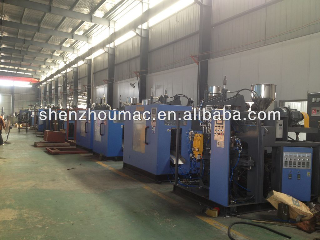 PET bottle blowing machine price for sale