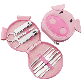 Stainless Steel Professional Mini Baby Nail Care Manicure Pedicure Set