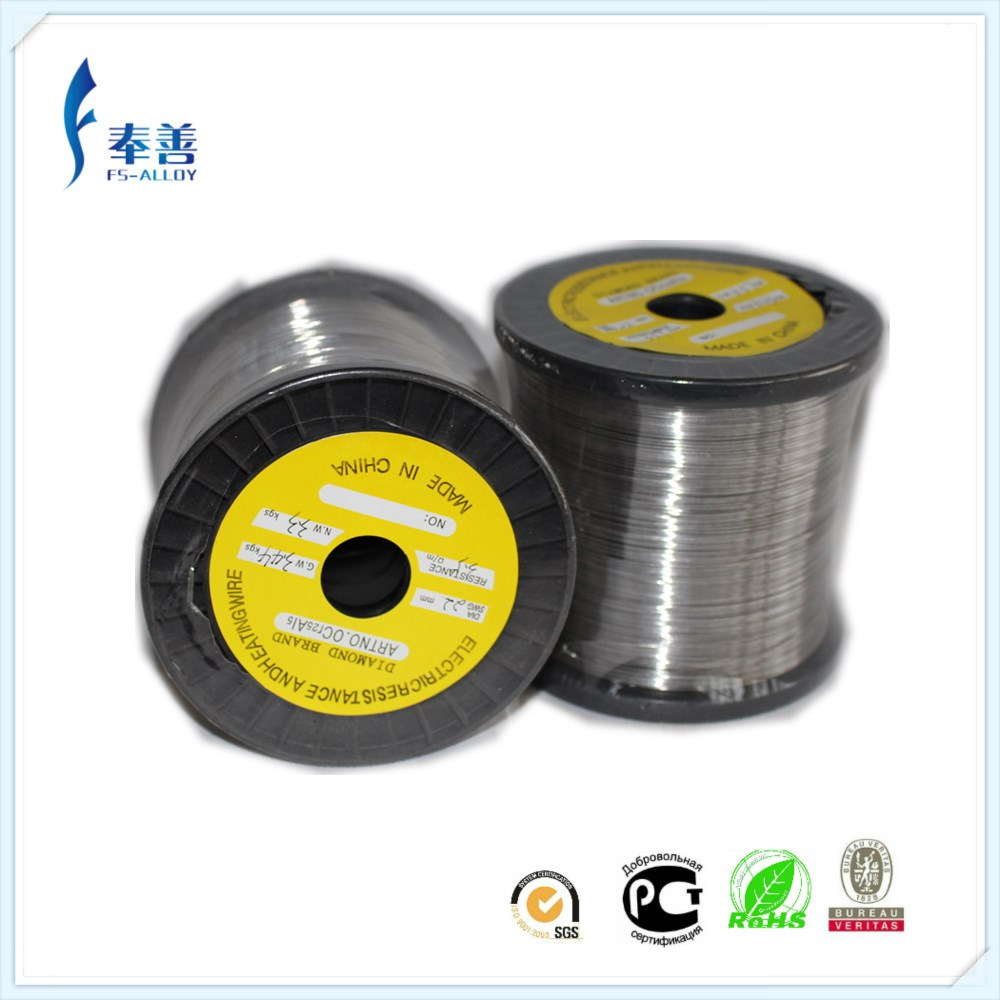 ni80cr20 alloy heating resistance nickel electrothermal flat wire