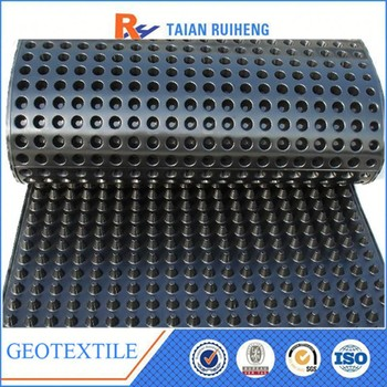 Waterproof Dimple Board Hdpe Dimple Drainage Board Buy