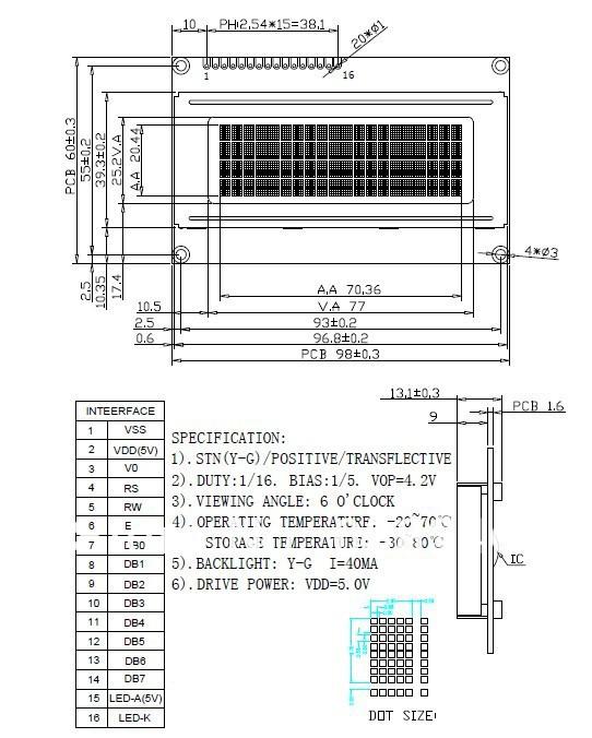 20x4 Lcd Display Datasheet - Buy 20x4 Lcd Display Datasheet,20x4 Lcd  Datasheet,20x4 Display Datasheet Product on Alibaba com