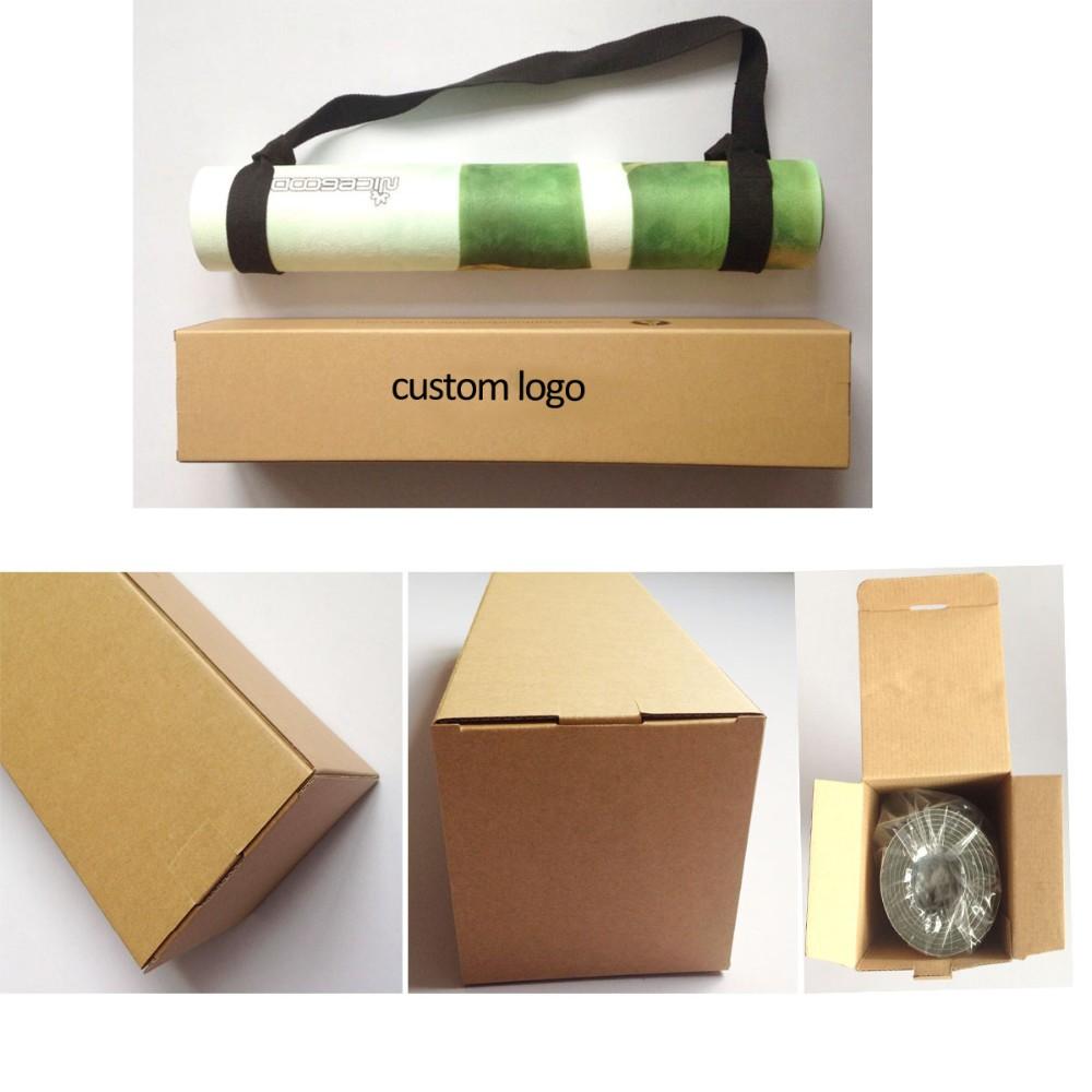 New Arrival Cotton Fabric Yoga Mat Decorative Big Custom