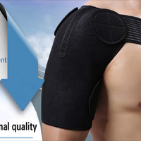 Quality assurance breathable comfortable movable professional sports shoulder guard