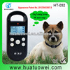 LCD rechargable collars remote pet electric dog trainer