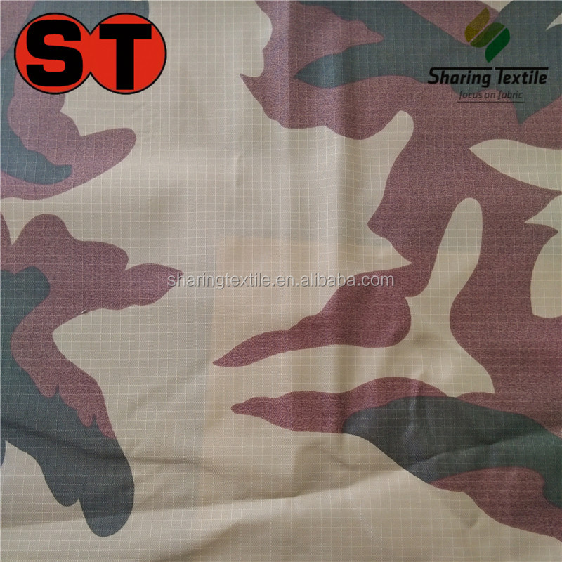 Manufacture Directly Military Camouflage Tent Oxford Fabric/Army Camouflage Bag Canvas Fabric/Army Camouflage Awning Oxford