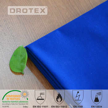 T/C Antistatic Acid Alkali Resistant Fabric for Industry workwear