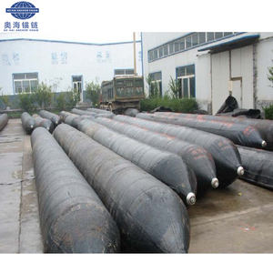 Ship Launching/landing/lifting/salvage Pneumatic Marine Rubber Airbag For Boats