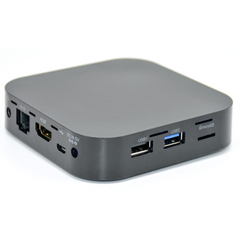 mini pc Z8350 Quad Core cpu for office