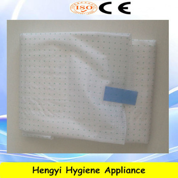 Care free sanitary pad lady pad made in fujian