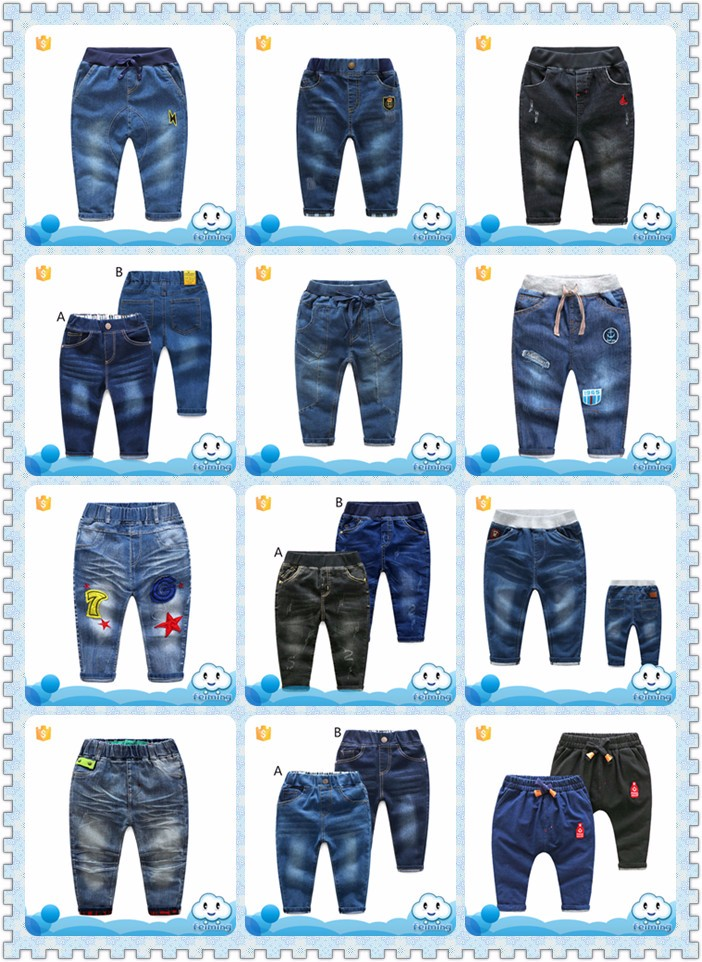kids short pants Girl short Jeans Guangzhou Wholesale Children pant