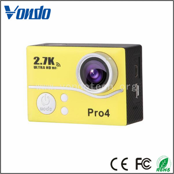 2017 original sport camera with 14.0MP video camera free full hd 1080p cctv camera