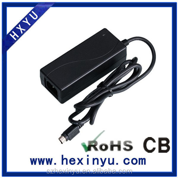 2 years warranty HXY 5v 12v 13.8v 24v 36v adapter for neon light