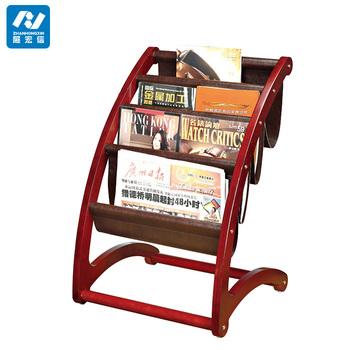 Wood Commercial Floor Magazine Rack Buy Wood Flooring Display Rack