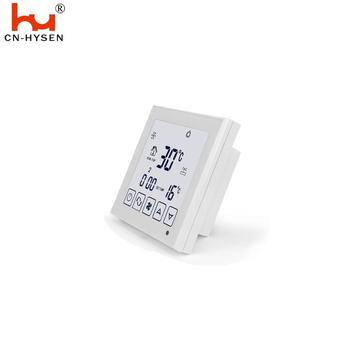 White Color Central Application Air Conditioner WIFI Thermostat temperature controller