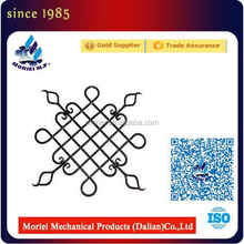 Customed Cast iron cross wholesale ornaments cooking products